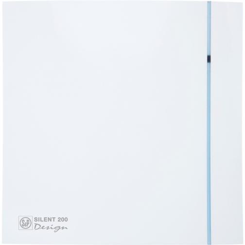 Вентилятор Soler & Palau Silent-200 CZ Design-3C-6770123
