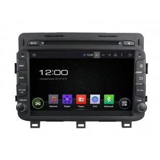 Штатная магнитола FarCar s130 для Kia Optima на Android (R345)
