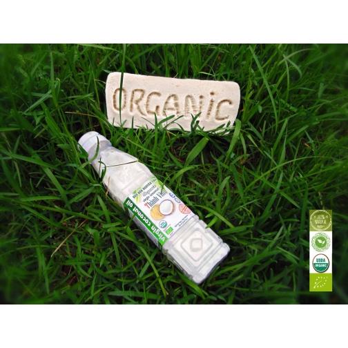 Кокосовое масло Organic, 250 мл, Thanh Vinh, Вьетнам-2061441