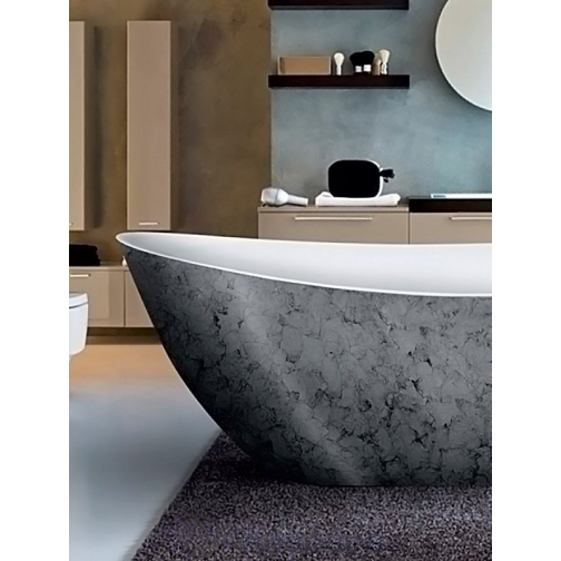 Отдельно стоящая ванна LAGARD Vela Treasure Silver 6944877 1