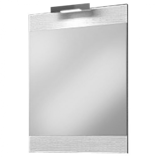 Зеркало AQWELLA Brig 60 (Br.02.06/Gray), дуб седой-6762061