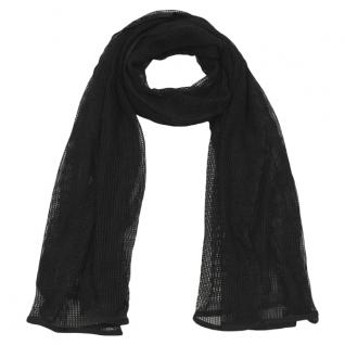 MFH Шарф MFH сетчатый, цвет черный-8088800
