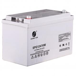 Аккумуляторная батарея Sacred Sun АКБ 100-10-B