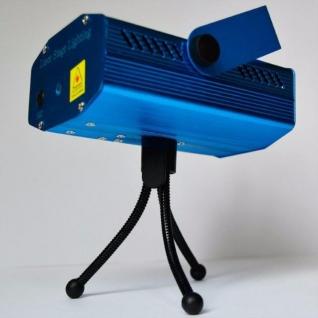 Лазерный проектор со звуковым датчиком-6892783