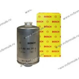 Фильтр топливный ГАЗ дв 406 УАЗ дв 409 инжектор BOSCH под штуцер 200-438565