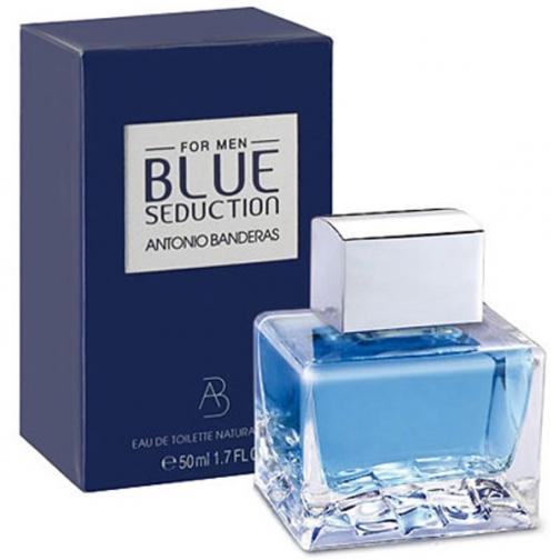 Antonio Banderas Blue Seduction туалетная вода, 100 мл.-5928512