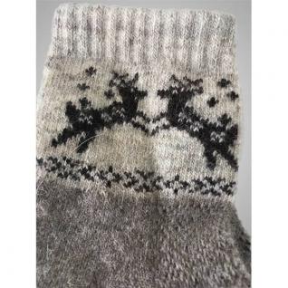 Детские носки из шерсти яка, Размер 5-37126051