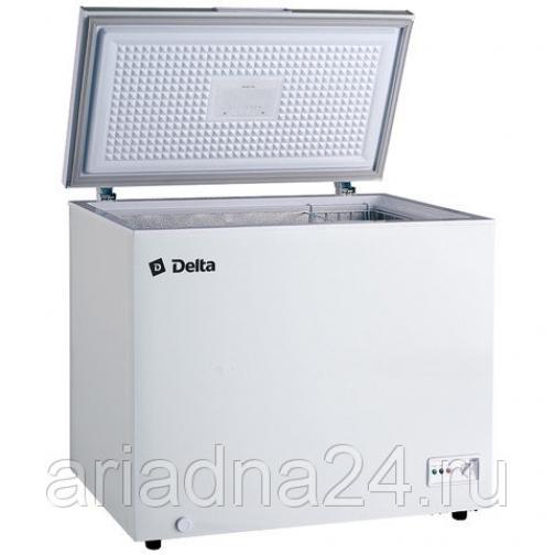 Ларь морозильный низкотемпературный 152л DELTA D-С152НL, 2 корзины, лампа подсветки Delta-6818052
