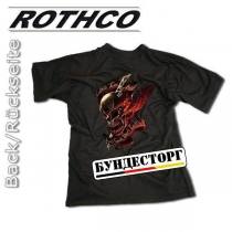 Rothco Футболка Kill em all let God sort em out