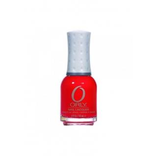 Orly Лак для ногтей №074 terra mauve жемчужная пыль