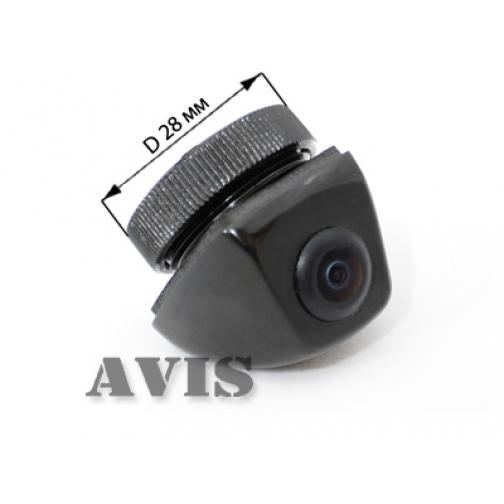 CMOS штатная камера заднего вида AVIS AVS312CPR для BMW X5/X6 (#008) Avis-832890