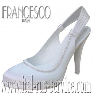 Свадебная обувь из Италии