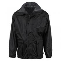 Highlander Куртка в дождь Highlander Regenjacke Tempest MK II schwarz