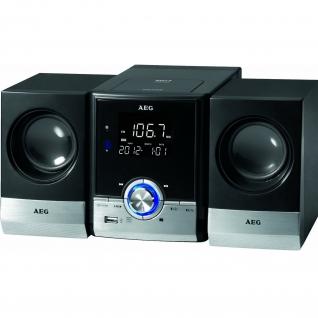 AEG MC 4461 BT schwarz