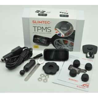 Датчики давления в шинах внешние Slimtec TPMS X4-37241173