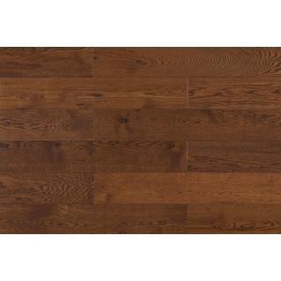Массивная доска Amber Wood Дуб Шоколад 300-1800x150x18 (лак)-5344907