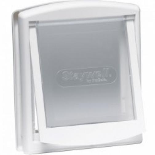PetSafe Дверца Original 2 Way маленькая, белая-5704161