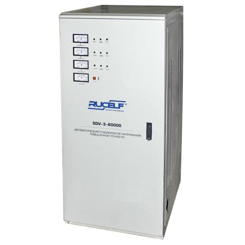 Стабилизатор напряжения RUCELF SDV-3-60000-6434637