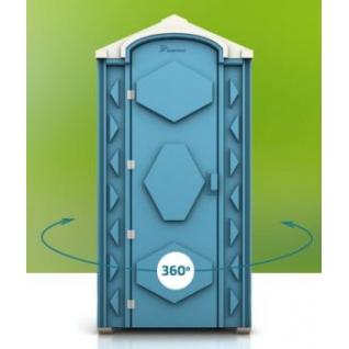 Мобильная туалетная кабина ЭКОНОМ ECOGR-6816242