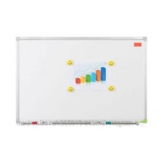 Доска белая магнитно - маркерная Office Force 150х100 см., лаковое покрытие
