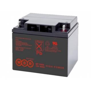 WBR Батарея WBR GP 12400 (12 В, 40 а/ч) GP12400