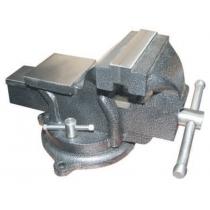 Тиски немецкие слесарные поворотные Профи 150 мм BIBERBAU