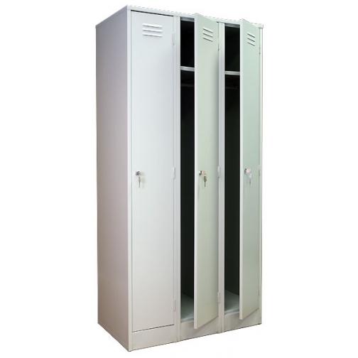 Шкаф металлический для одежды ШРМ-33 изменить удалить-1305030