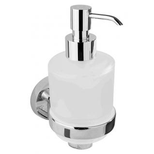Дозатор для жидкого мыла Bemeta Omega 104109182 с магнетической мыльницей
