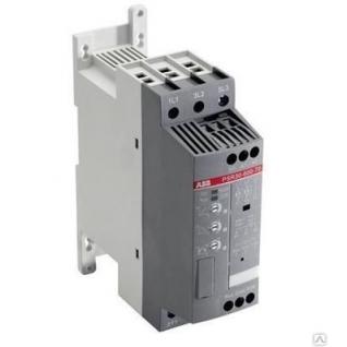 Устройство мягкого пуска PSR25-600-70 11кВт 400В ABB