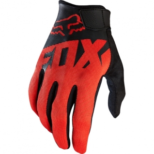 Велоперчатки Fox Ranger Glove Red/Black S (10336-055-S)
