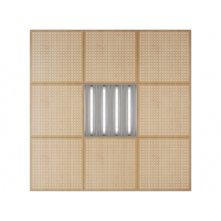 Потолочная плита Presko Эфес 59.5х59.5