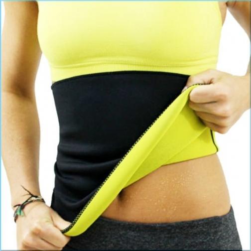 Пояс для похудения ХОТ ШЕЙПЕРС (Размер S)-6807248