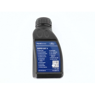 Тормозная жидкость FORD DOT4 0.25л 1850519