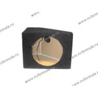 Короб для сабвуфера 22л в крыло (стелс) 2108,09 на левую сторону 12-9060499