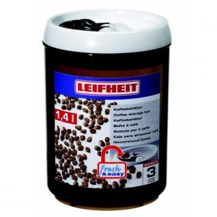 Контейнер Leifheit Fresh&Easy для зернового кофе — 1,4 л