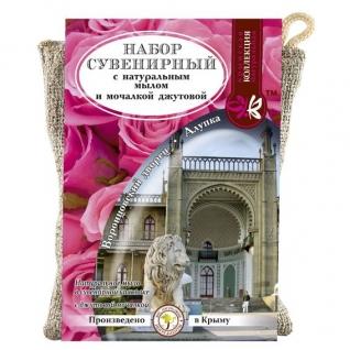 Мыло - мочалка Воронцовский дворец - Алупка-4957597