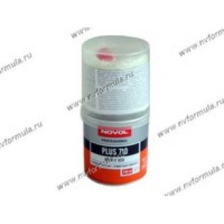 Шпатлевка NOVOL Ремонтный комплект Novol PLUS 710 0,25кг-418593