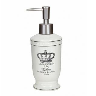 Дозатор Duschy Корона для жидкого мыла 302-03-6765427