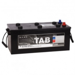 Автомобильный аккумулятор TAB TAB POLAR 190 euro 1200А обратная полярность 190 А/ч (507x224x194)