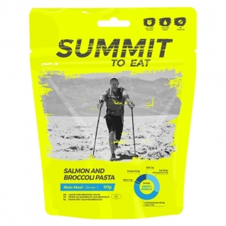 Summit to Eat Лосось и паста с брокколи Summit to Eat-8088873