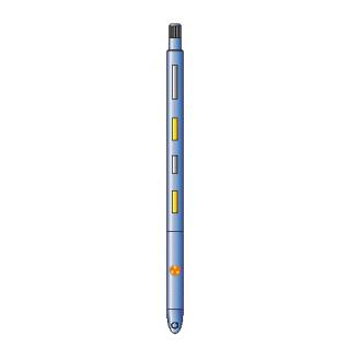 Цифровой скважинный прибор двухзондового импульсного нейтронного гамма-каротажа ЦСП-2ИНГК-43М*-8919279