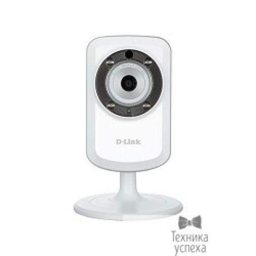 D-Link D-Link DCS-933L/A1A/A1B/A2A Беспроводная облачная сетевая камера с поддержкой ночной съемки и режимом повторителя-5797379