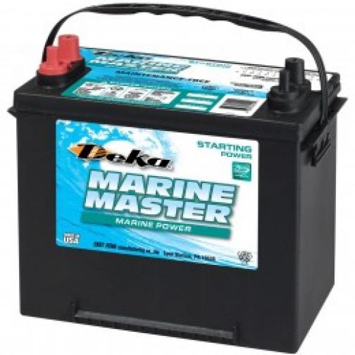 Аккумулятор лодочный DEKA DEKA MARINE 24M7 (стартерный) 800А прямая полярность 95 А/ч (260x171x236)-5789437