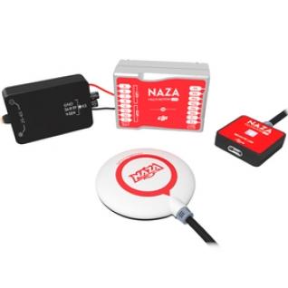 Контроллер DJI Naza Multi Rotor Lite Combo (MC, PMU, GPS) aka Naza-M Lite Combo-1972471