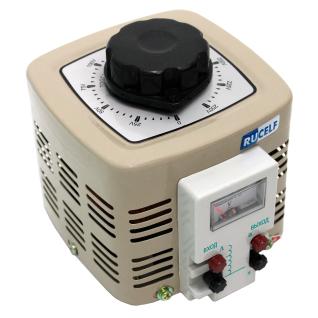 Лабораторный автотрансформатор RUCELF TDGC2-5В