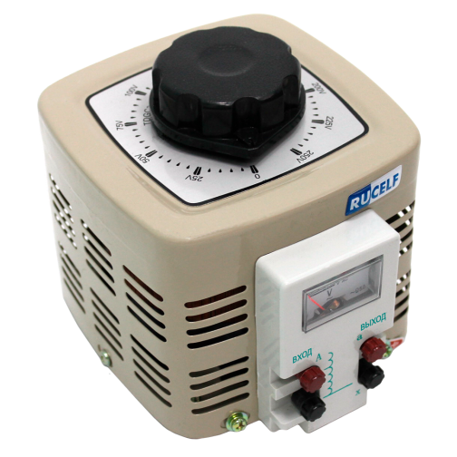 Лабораторный автотрансформатор RUCELF TDGC2-5В-6434683
