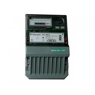 Электросчетчик Меркурий 230 AM-01 однотарифный-1427177