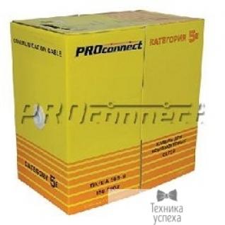 Proconnect Proconnect (01-0147-3) Кабель FTP CAT6 4 пары (305м) 0.57 мм CCA