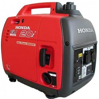 Инверторный генератор Honda EU20iT1 RG Honda-884486