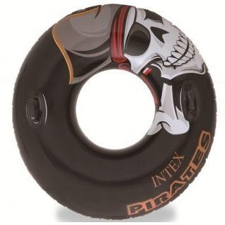 """Надувной круг """"Пиратский"""" Intex-37711823"""